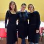 Fabiana, Ilaria e Monica