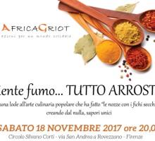 AfricaGriot: niente fumo ... TUTTO ARROSTO